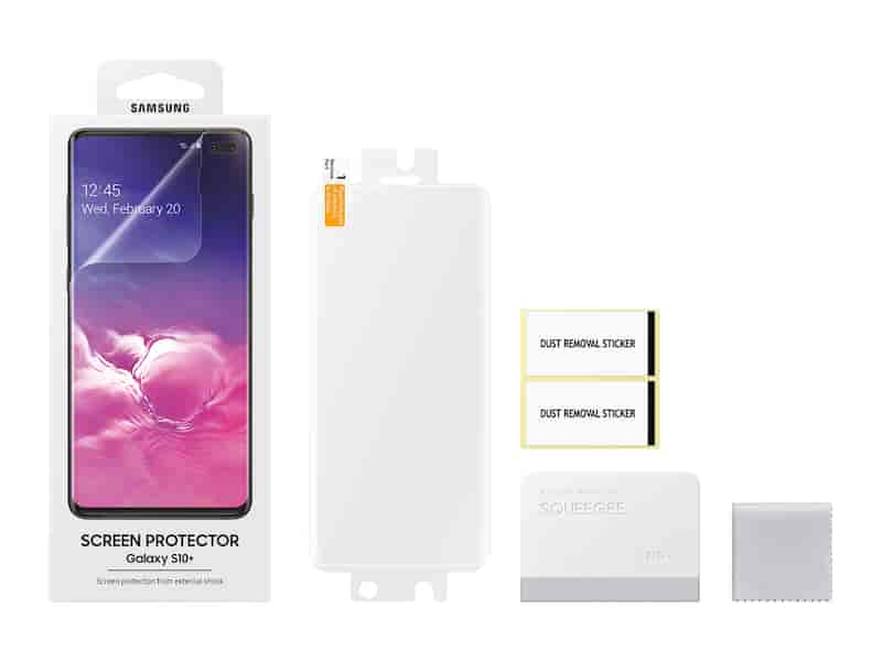 Screen Protector for Galaxy S10+
