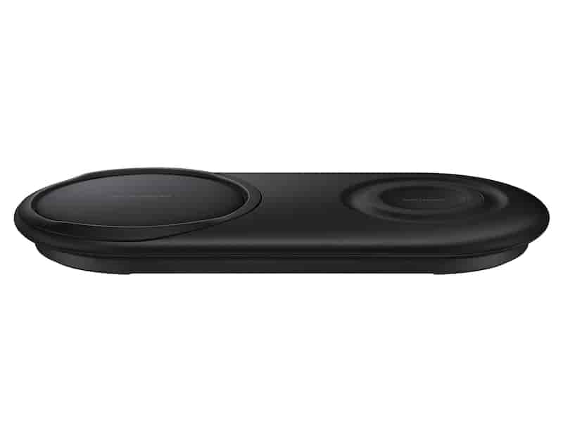 Wireless Charger Duo Pad, Black