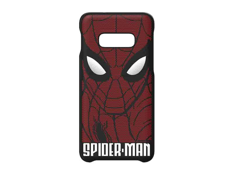 Galaxy Friends Spider-Man Far From Home Smart Cover for Galaxy S10e