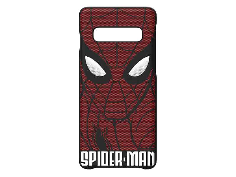 Galaxy Friends Spider-Man Far From Home Smart Cover for Galaxy S10