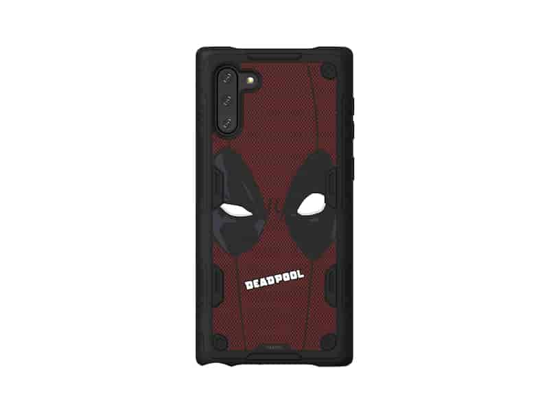 Galaxy Friends Deadpool Rugged Protective Smart Cover for Note10