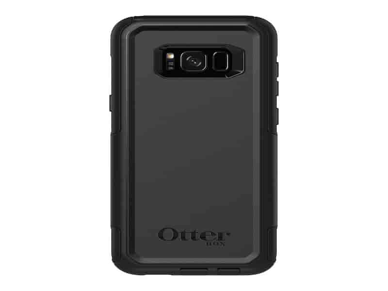 OtterBox Commuter for Galaxy S8+, Black
