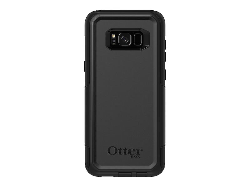 pretty nice 64291 66b1c OtterBox Commuter for Galaxy S8+, Black