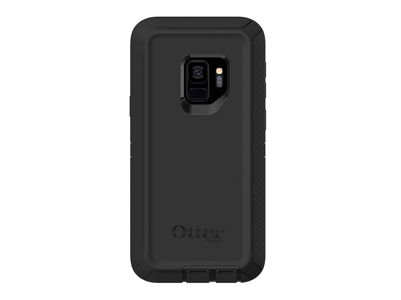 low priced d3905 ea1e5 OtterBox Defender for Galaxy S9, Black