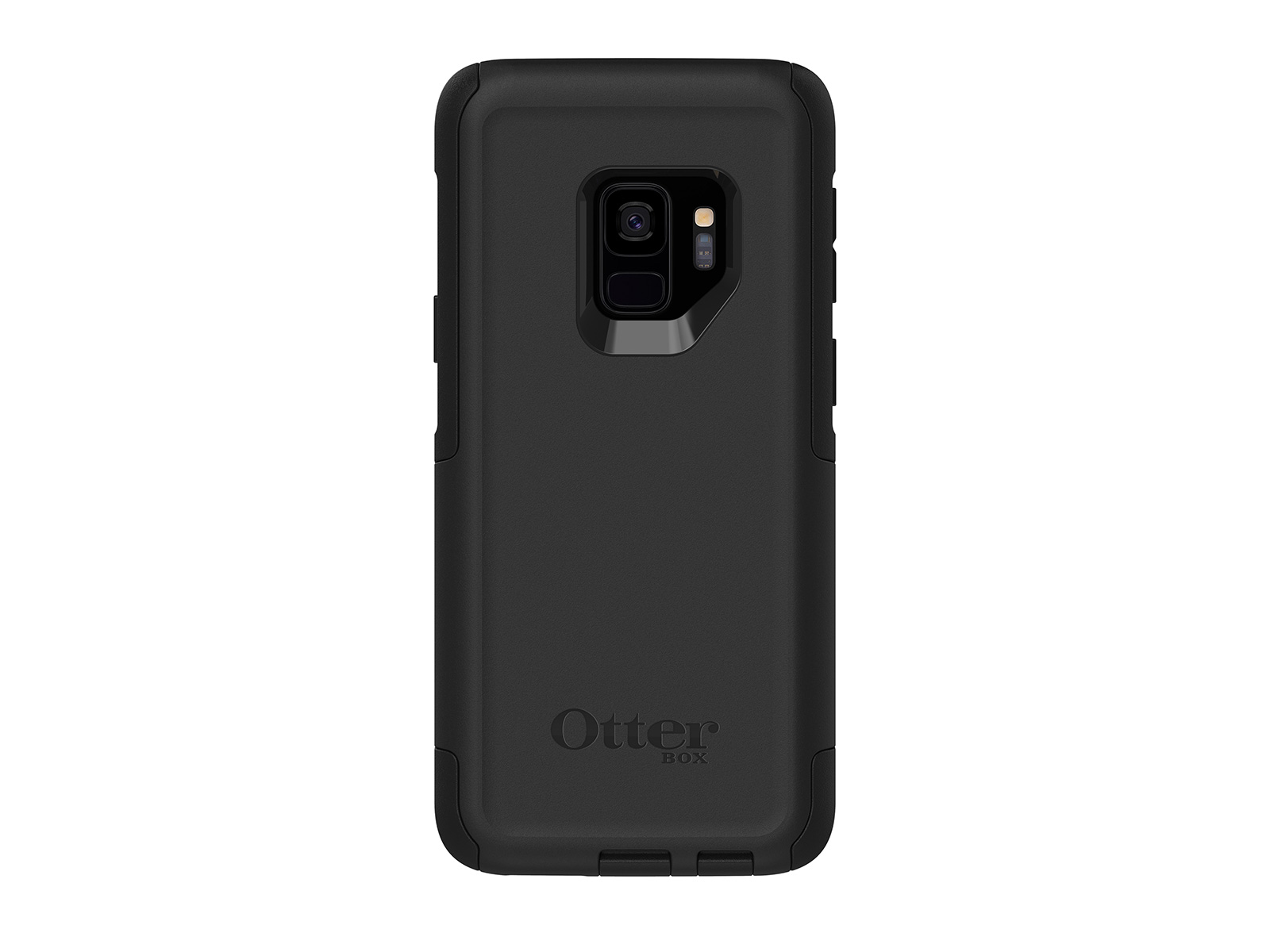 huge selection of b2b67 98a8e OtterBox Commuter for Galaxy S9, Black Mobile Accessories - 77-57851 |  Samsung US
