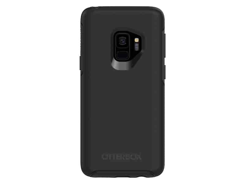 OtterBox Symmetry for Galaxy S9, Black