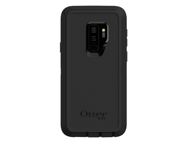 pretty nice 325f6 86549 OtterBox Defender for Galaxy S9+, Black