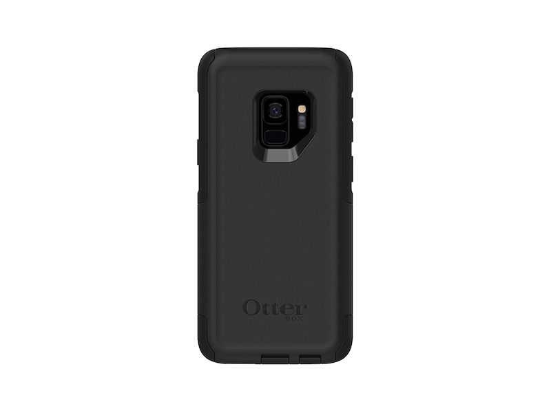 the latest 1e654 d1aa5 OtterBox Commuter for Galaxy S9+, Black