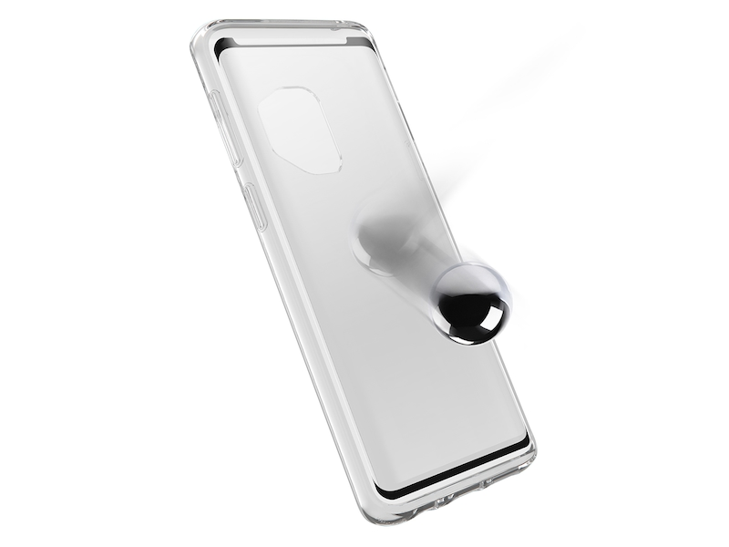 quality design dfcc3 73bf0 OtterBox Alpha Glass for Galaxy S9, Clear