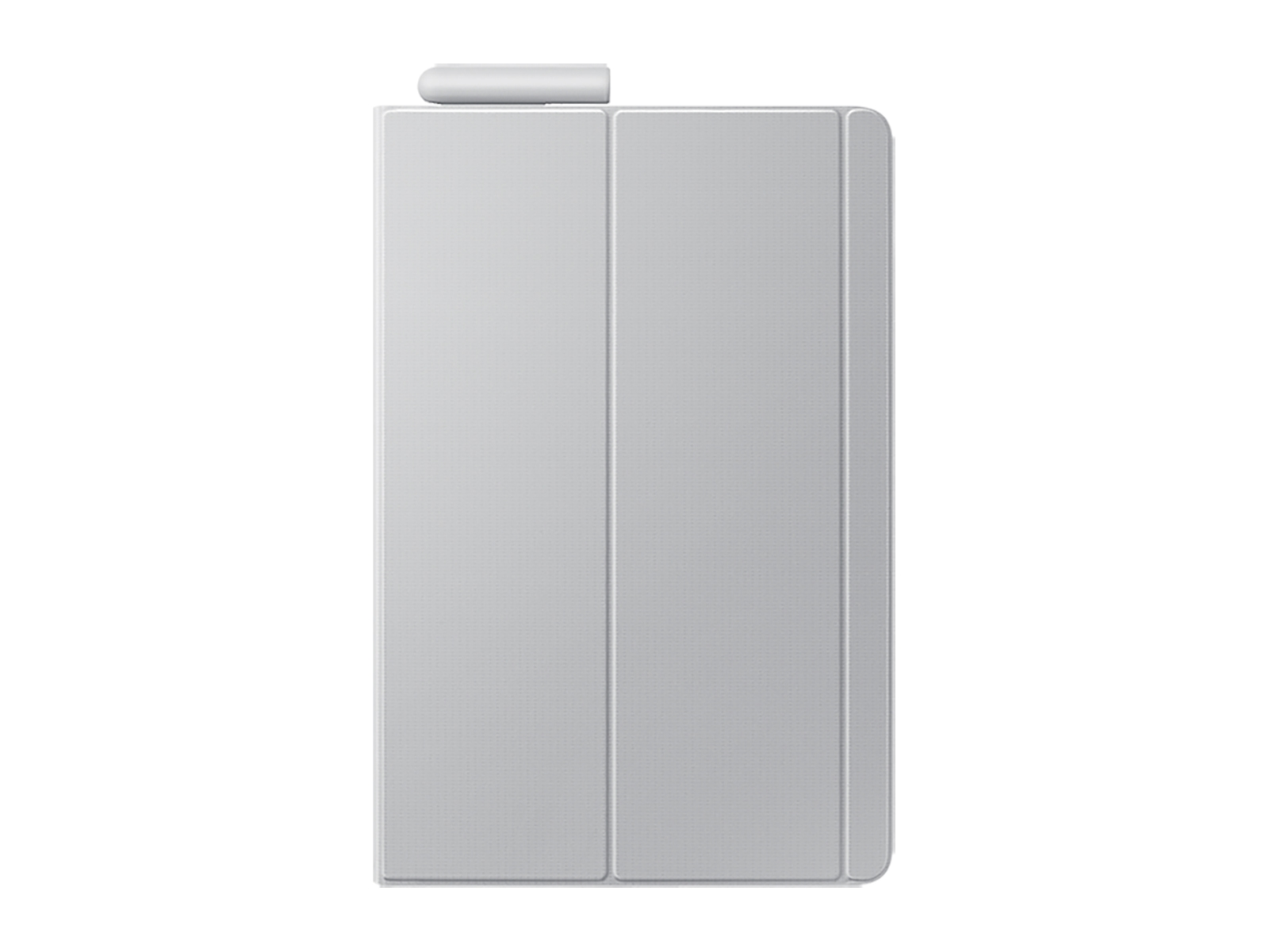 Galaxy Tab S4 Book Cover – Gray