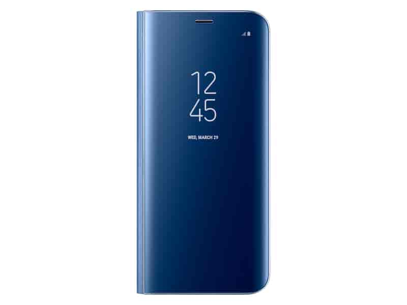 Galaxy S8 S-View Flip Cover, Blue