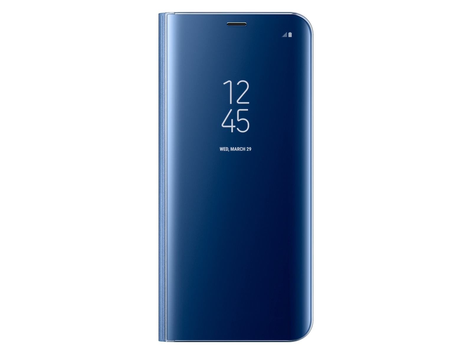 Galaxy S8+S-View Flip Cover, Blue