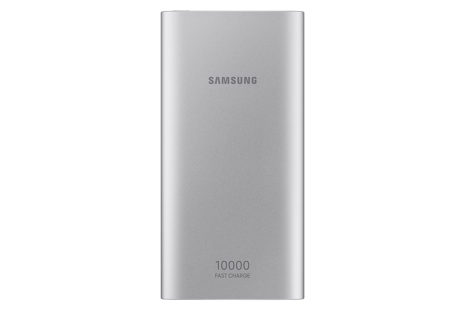 Samsung 10,000 mAh Portable Battery with Micro USB Cable, Silver