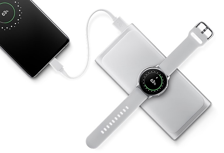 Charge two devices at once