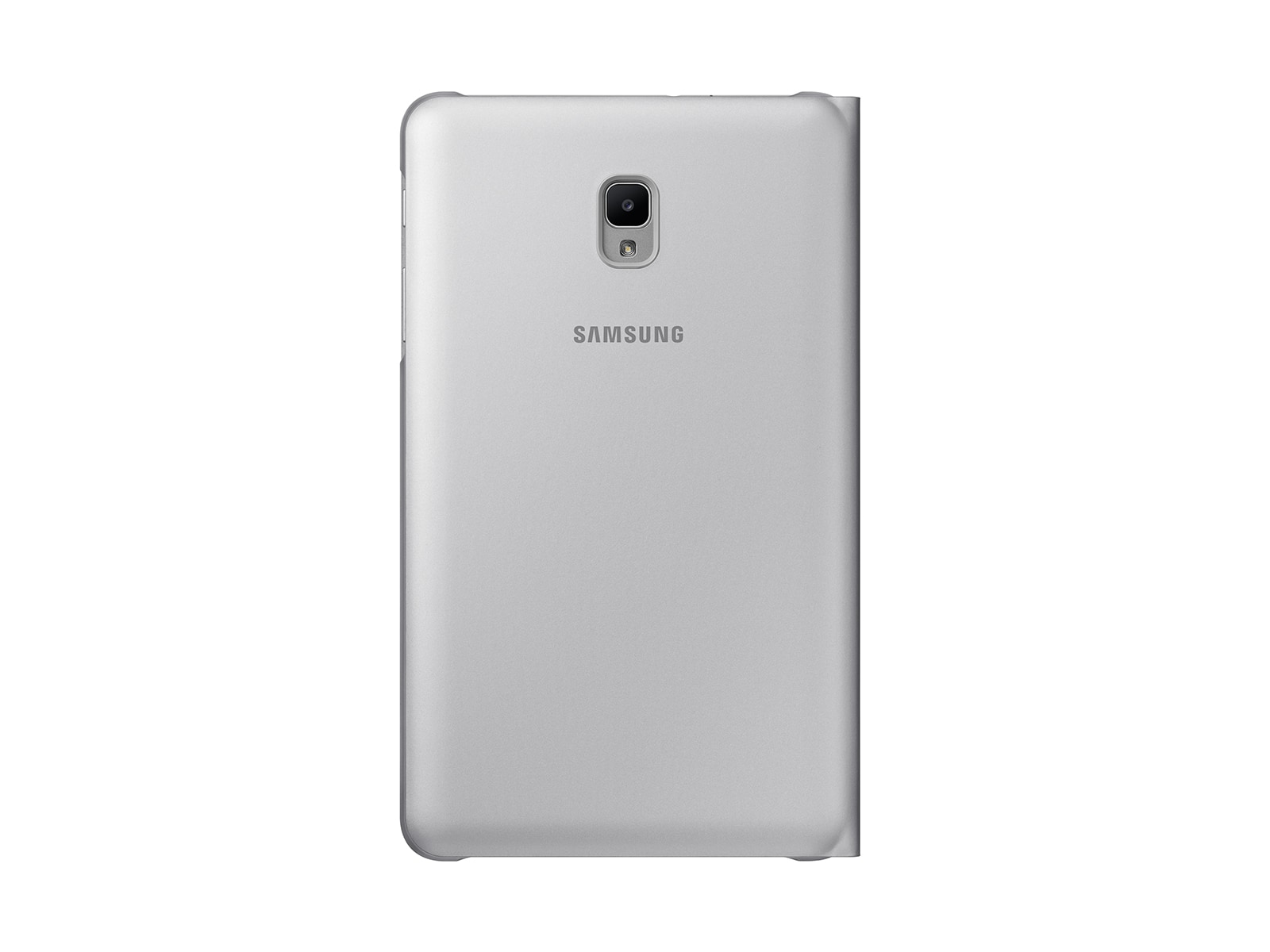 "Galaxy Tab A 8.0"" (New) Book Cover, Silver"