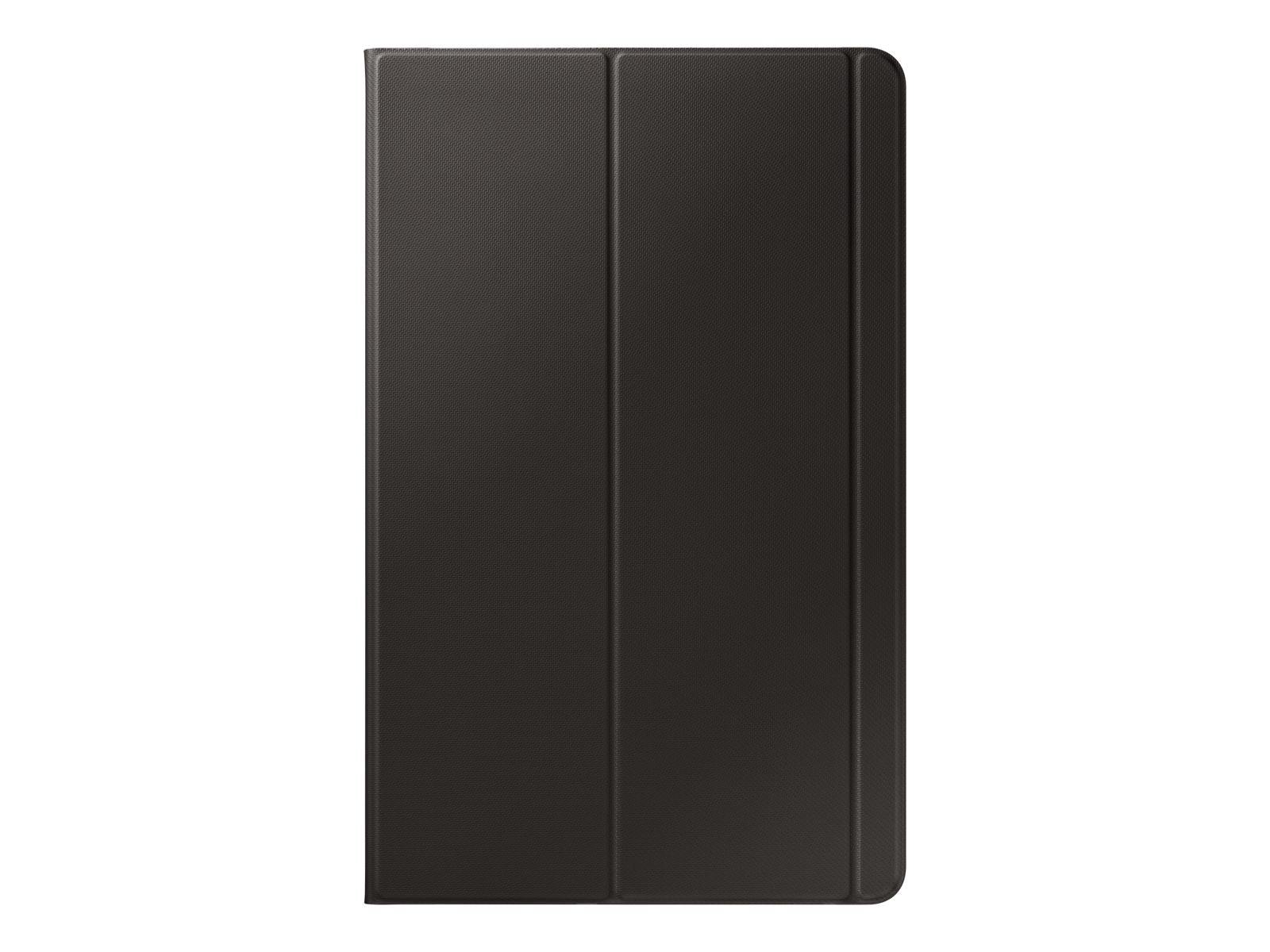 Galaxy Tab A 10.5 Book Cover - Black