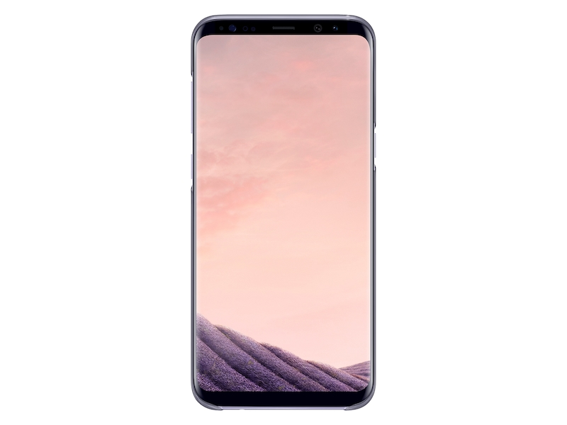 Galaxy S8+ Protective Cover, Orchid Gray