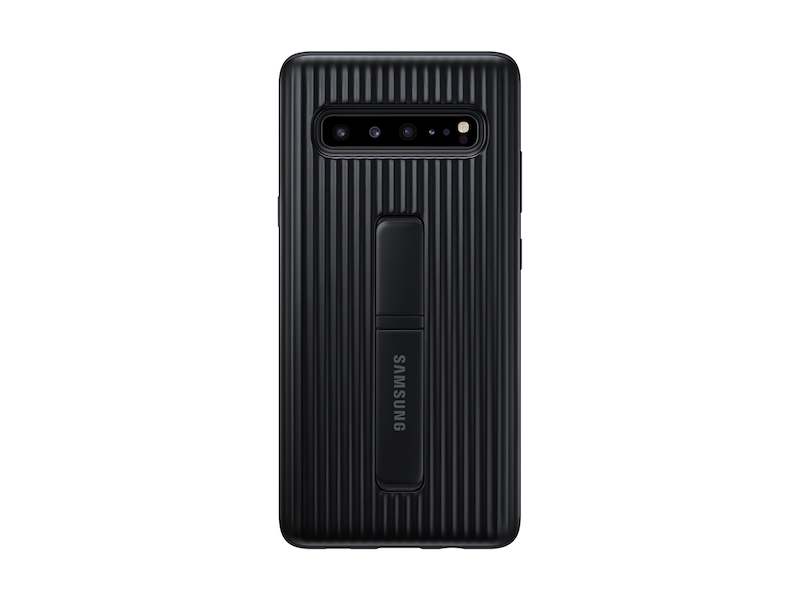 promo code 91d7f a2523 Galaxy S10 5G Rugged Protective Cover, Black