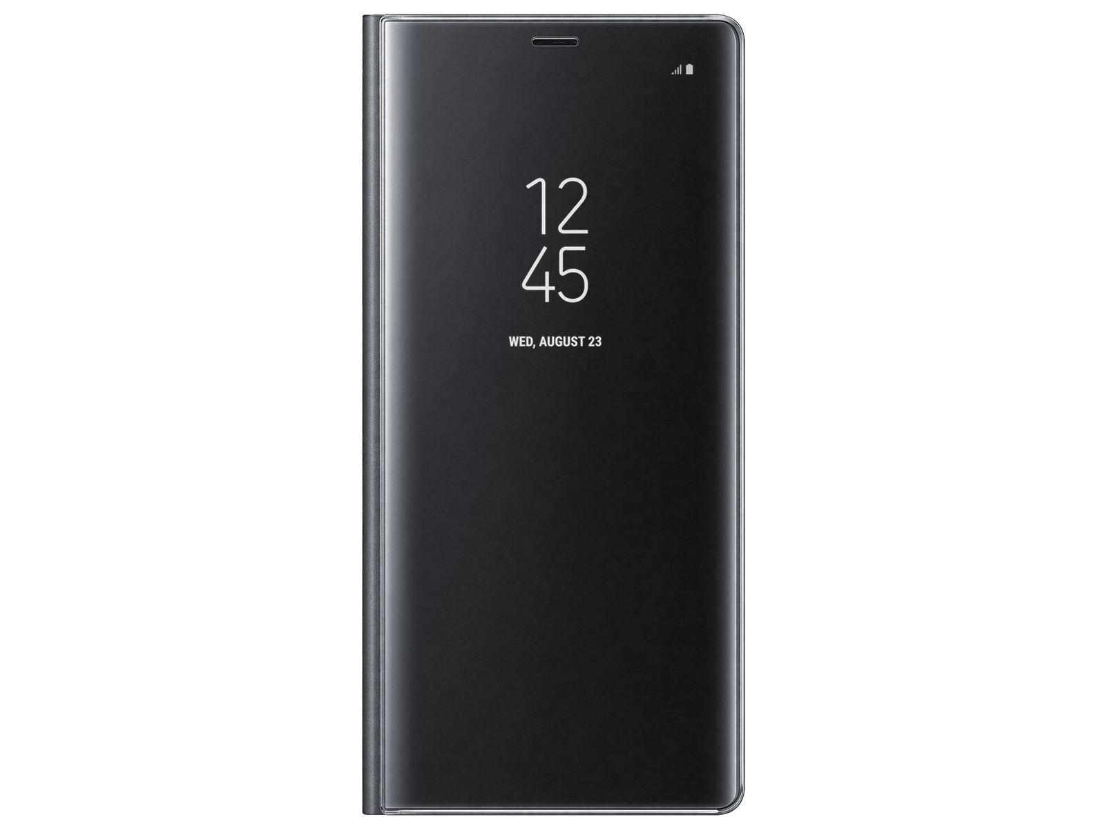 new product ff2d0 b21be Galaxy Note8 S-View Flip Cover, Black Mobile Accessories - EF-ZN950CBEGUS |  Samsung US