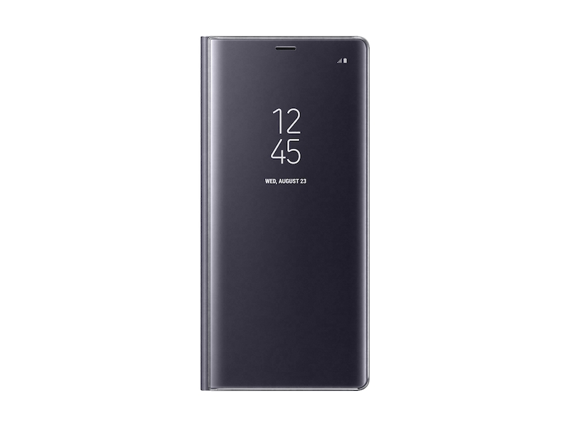 Galaxy Note8 S-View Flip Cover, Orchid Gray