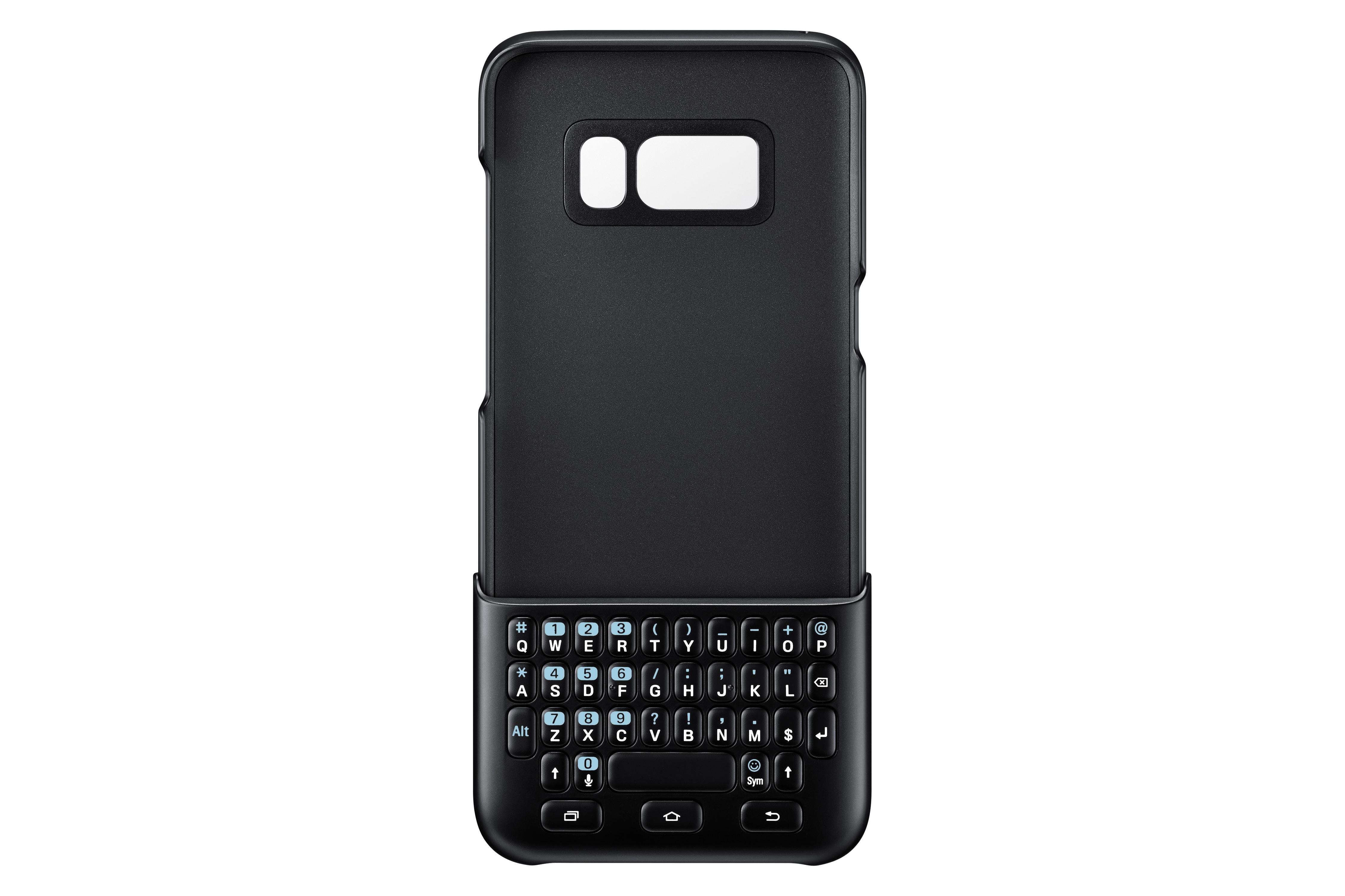 Galaxy S8+ Keyboard Cover, Black Mobile Accessories - EJ-CG955BBEGWW |  Samsung US