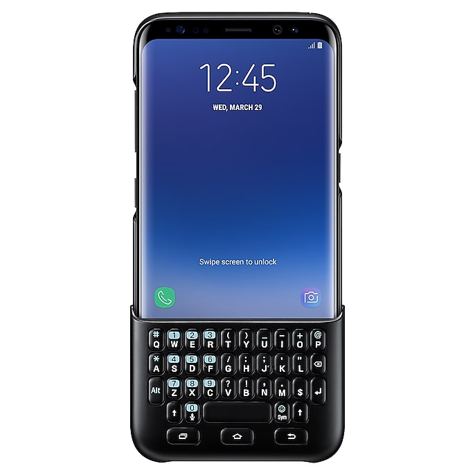Galaxy S8+ Keyboard Cover