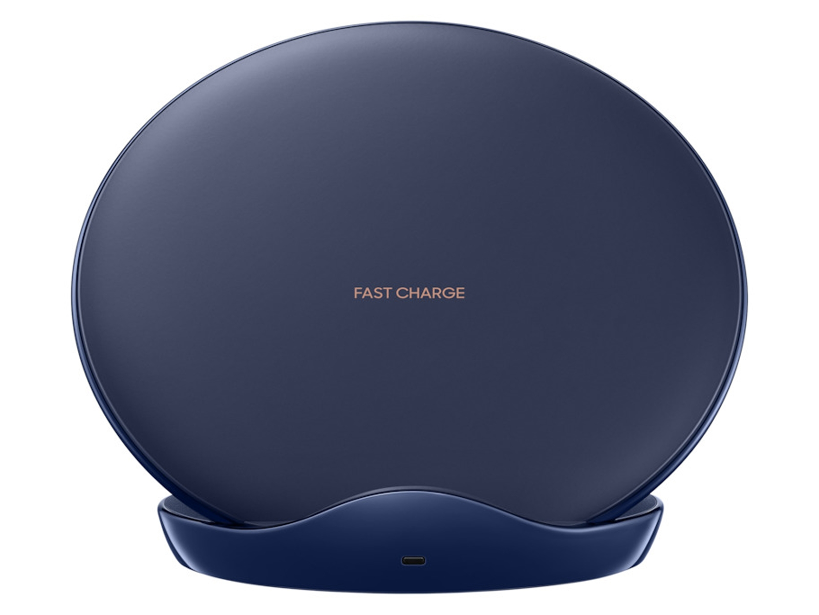 Fast Charge Wireless Charging Stand 2018, Blue