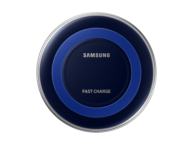 Fast Charge Wireless Charging Pad, Blue