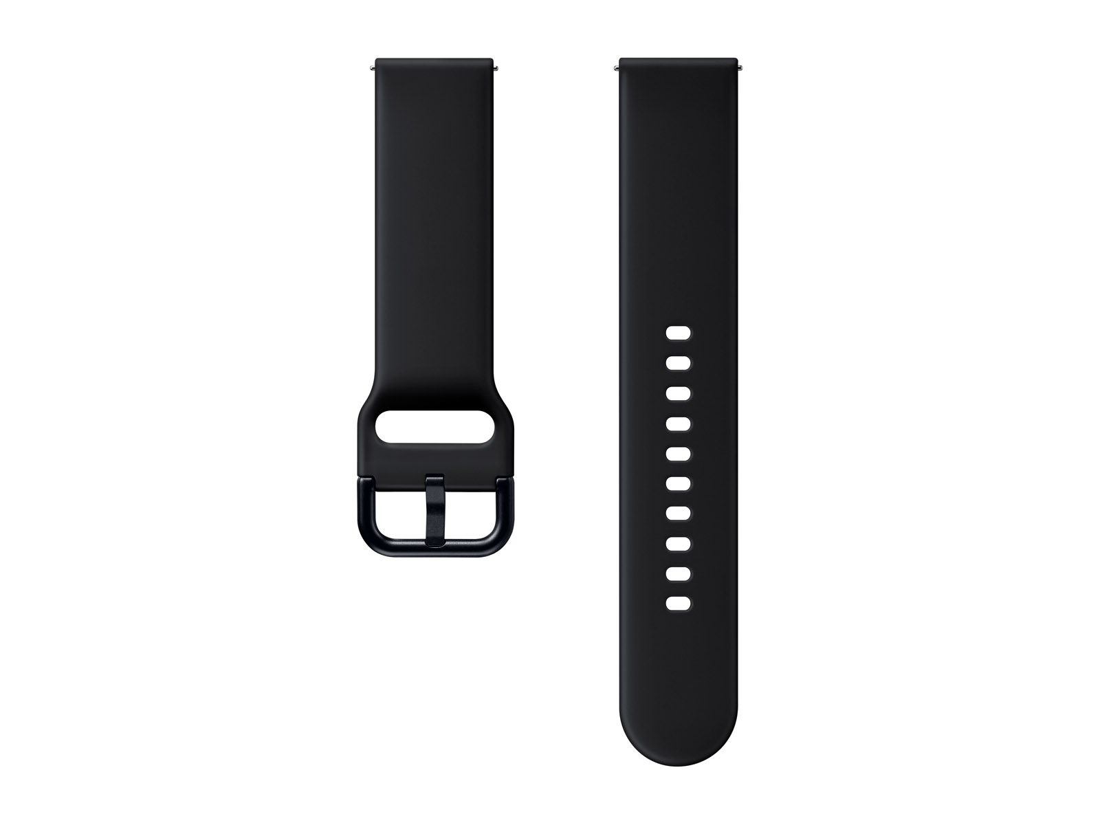 Sport Band for Galaxy Watch Active2, Aqua Black