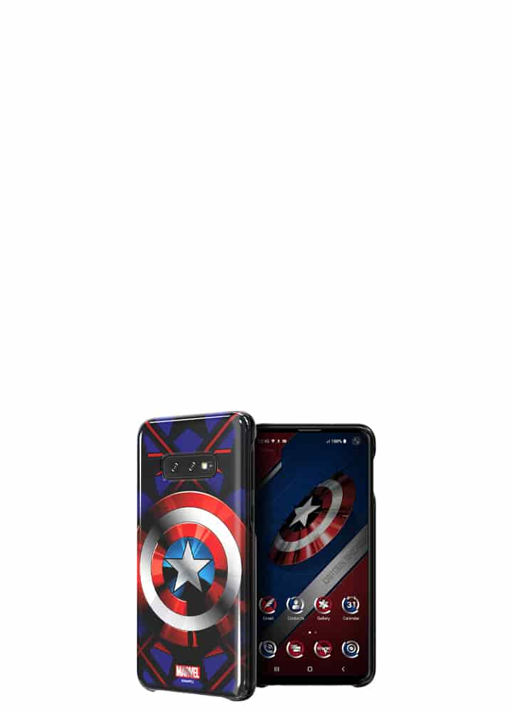 Meet the new MARVEL edition Smart Cover with Galaxy Friends