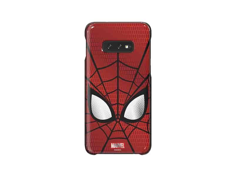 Galaxy Friends Spider-Man Smart Cover for Galaxy S10e