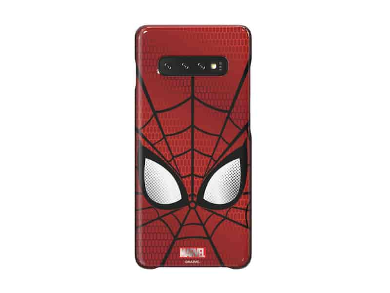 Galaxy Friends Spider-Man Smart Cover for Galaxy S10+