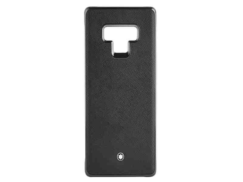 Montblanc Hard Case for Galaxy Note9, Black