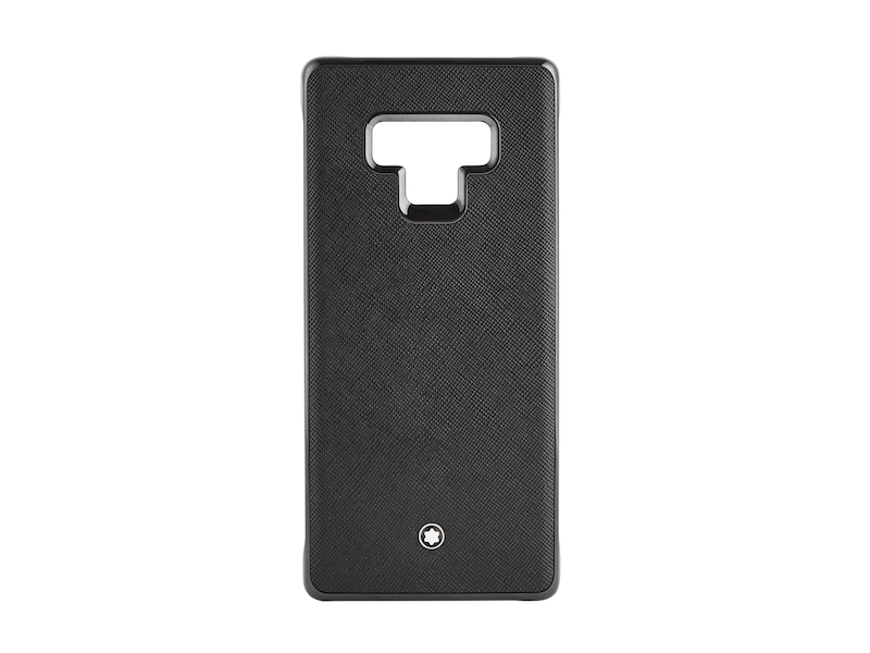 the best attitude 09cb8 f6ddb Montblanc Hard Case for Galaxy Note9, Black