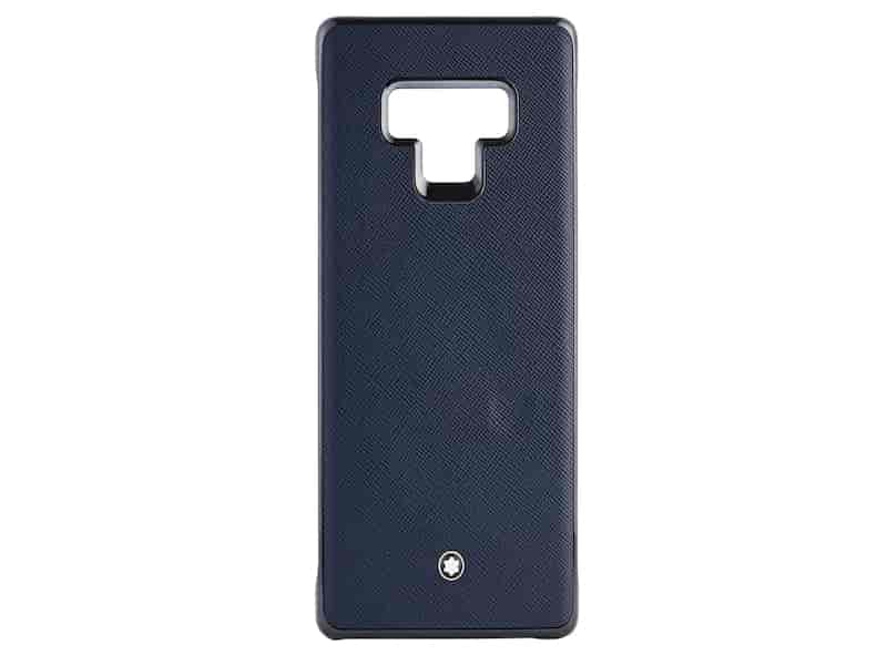 Montblanc Hard Case for Galaxy Note9, Blue