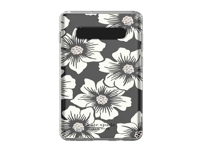 Kate Spade New York Protective Hardshell Case for Galaxy S10+