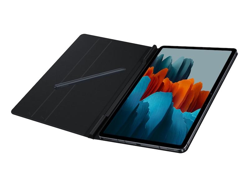 Galaxy Tab S7 Bookcover - Black