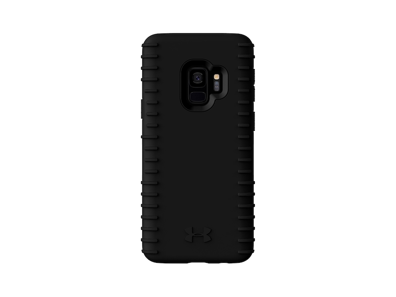timeless design ad59c 06154 Under Armour Protect Grip Case for Galaxy S9, Black Mobile ...