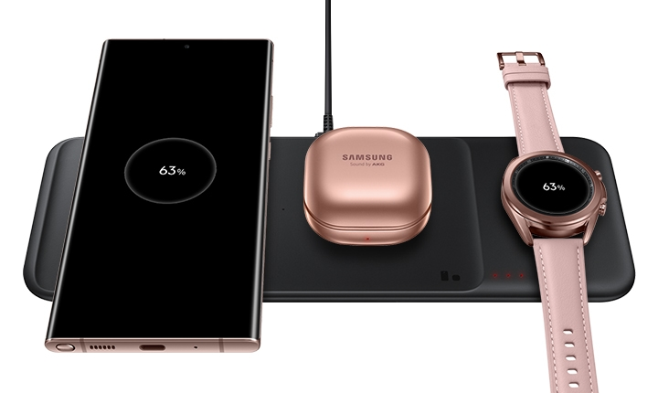 The incredible 3-in-1 charger