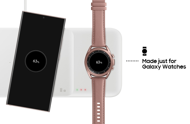 The right fit for your Galaxy Watch