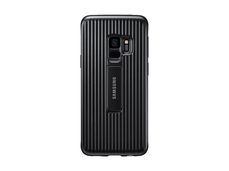 sale retailer dd76e b0638 Galaxy S9 Rugged Protective Cover, Black