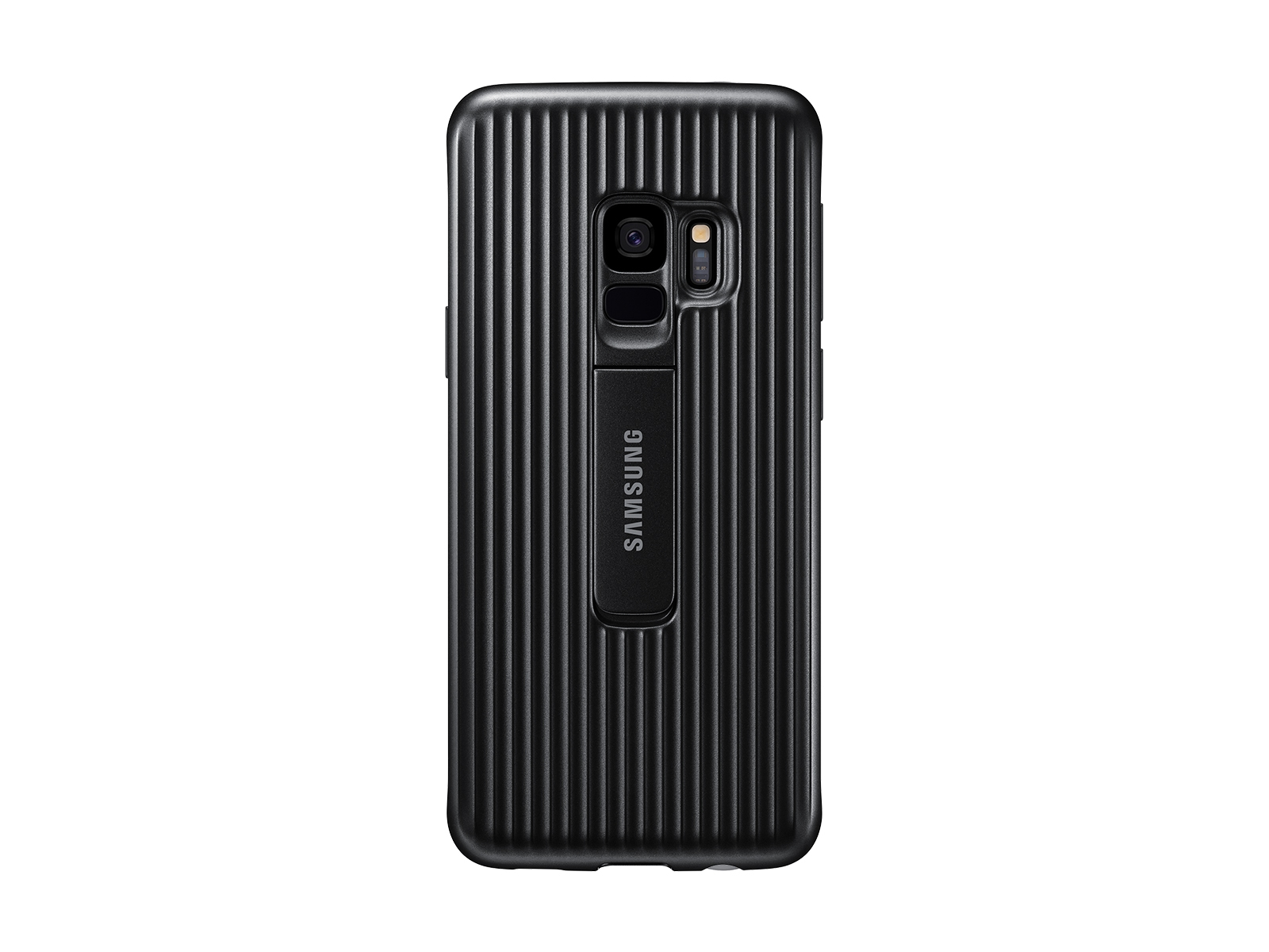 the latest aec07 60258 Galaxy S9 Rugged Protective Cover, Black Mobile Accessories - EF ...
