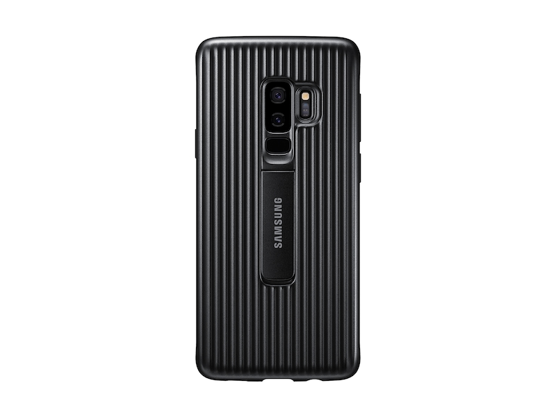 Galaxy S9 Rugged Protective Cover Black
