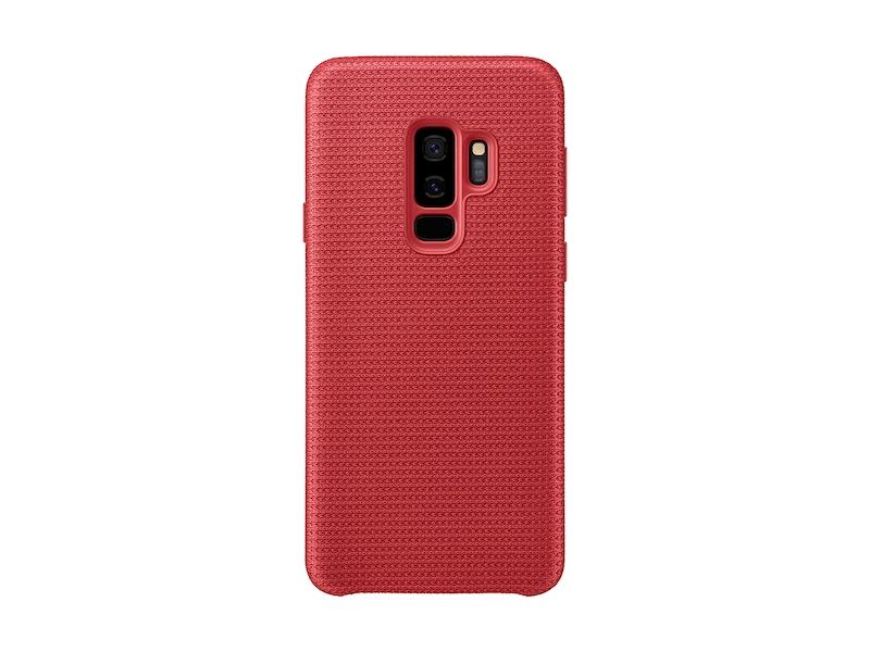 buy online 56b84 279c1 Galaxy S9+ Hyperknit Cover, Red