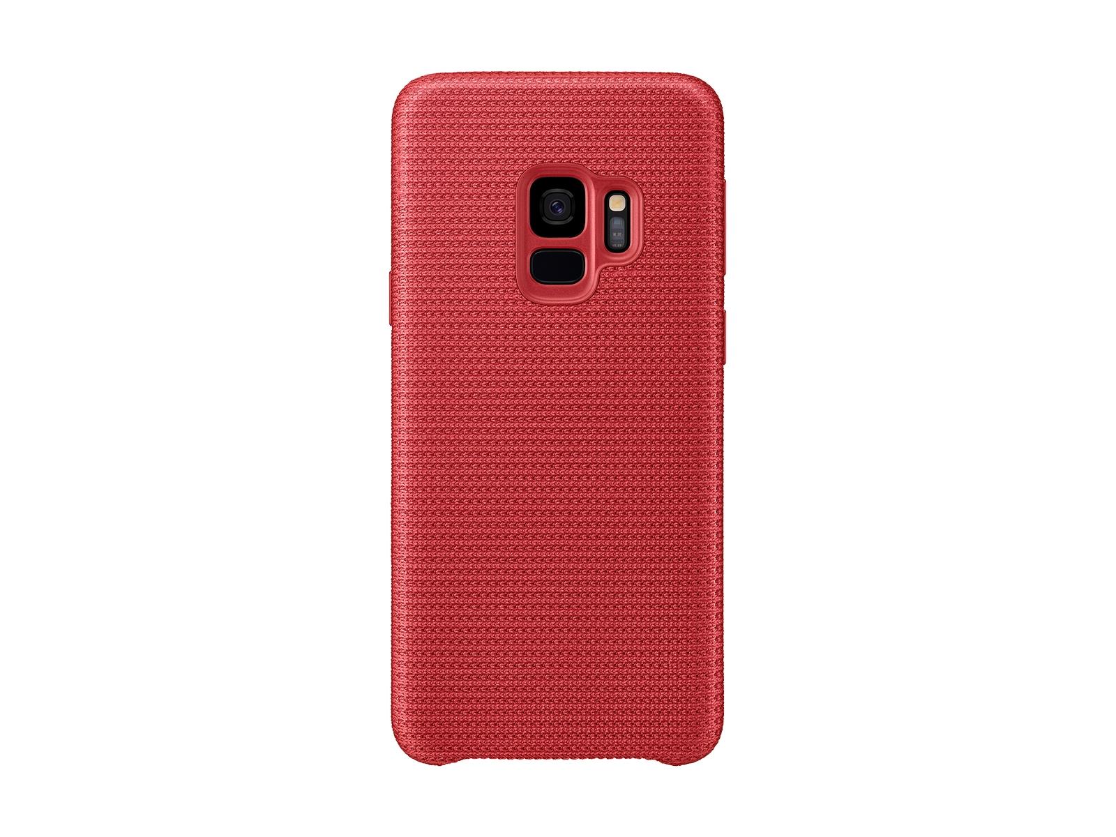 Galaxy S9 Hyperknit Cover, Red
