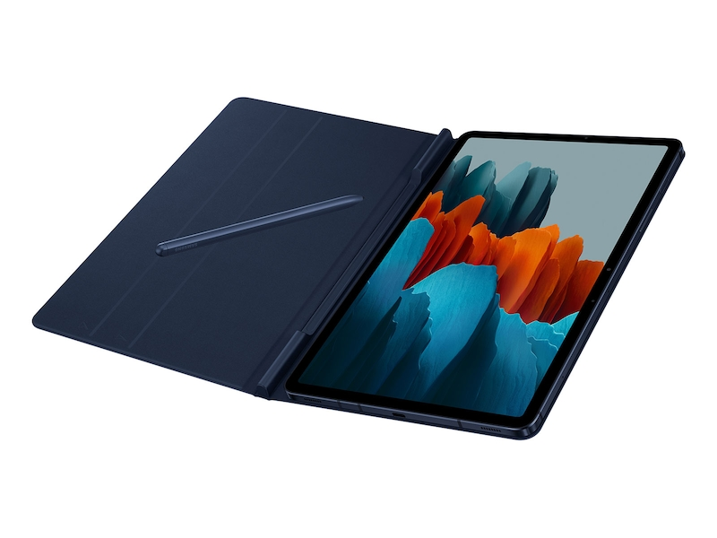 Galaxy Tab S7 Bookcover - Mystic Navy
