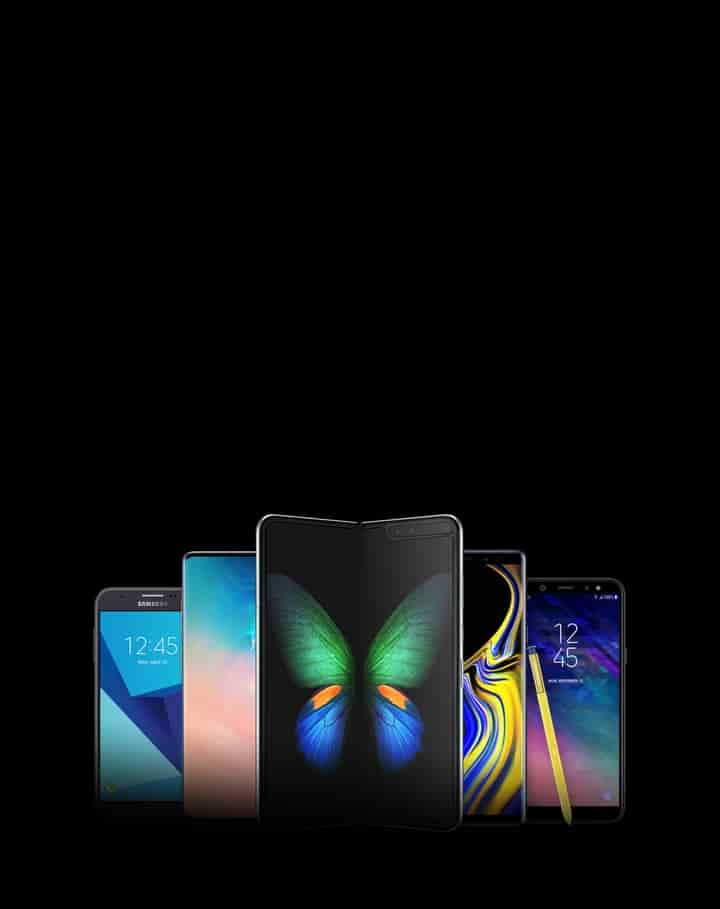 Find the perfect phone for you.