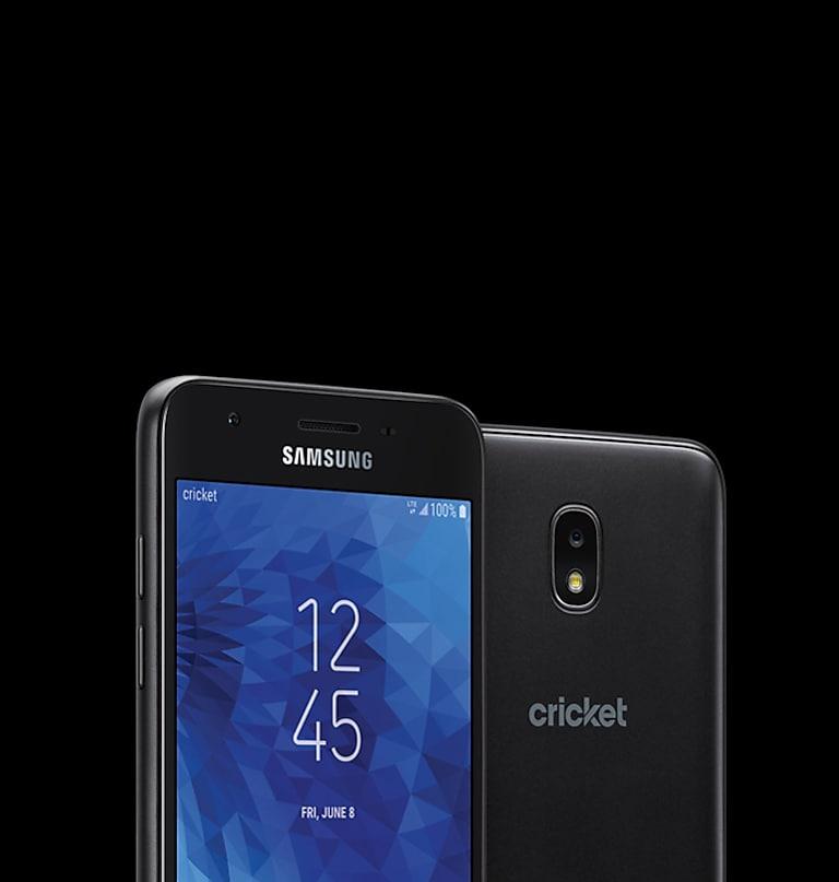 Galaxy Amp Prime 3 2018 (Cricket)