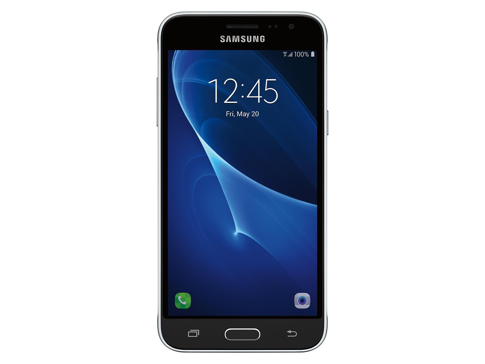 Galaxy J3 16gb Unlocked Phones Sm J320azkaxar Samsung Us