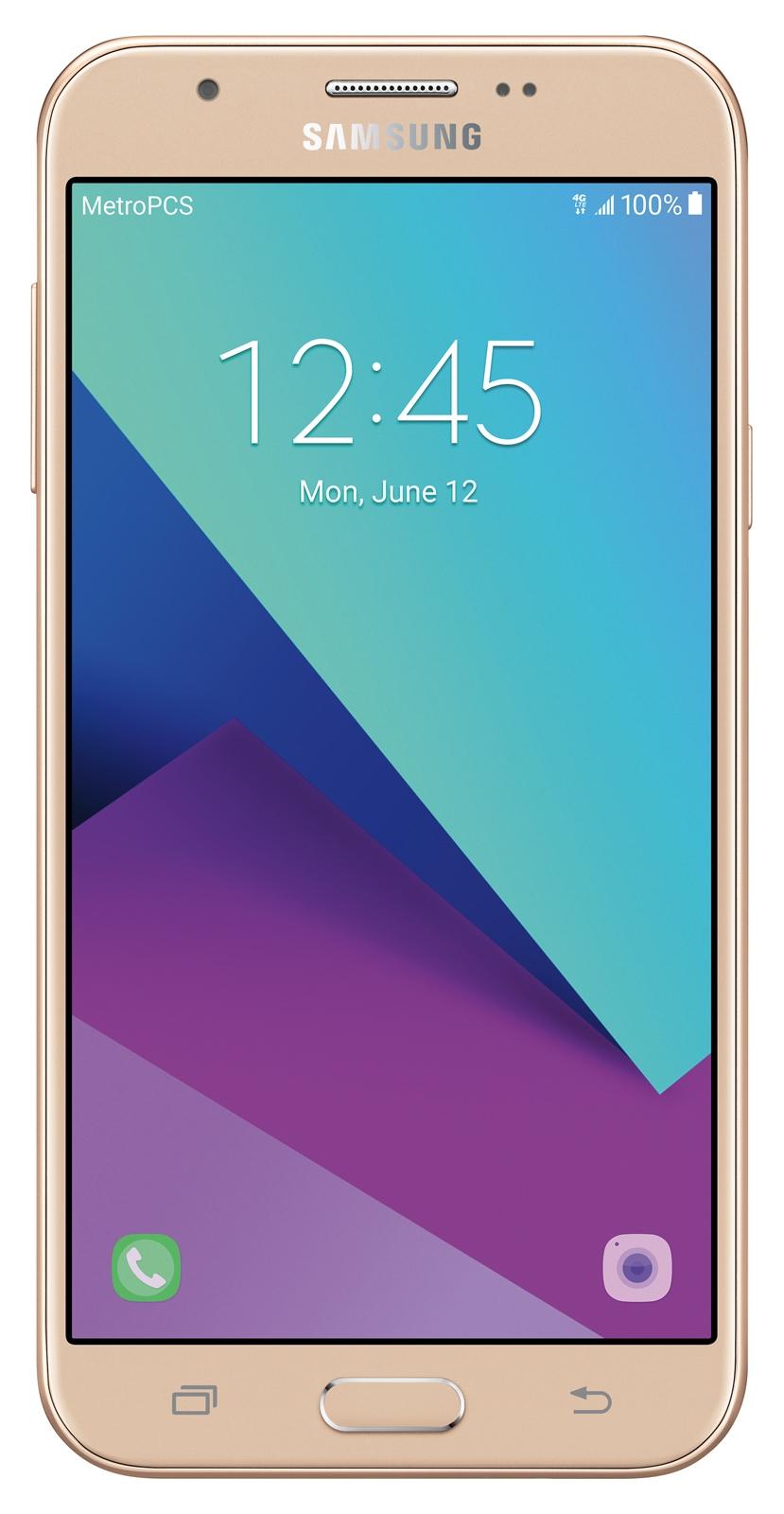 Galaxy J7 Prime (MetroPCS) Phones - SM-J727TZDATMK | Samsung US